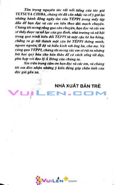Siêu quậy Teppi chap 29 - Trang 4