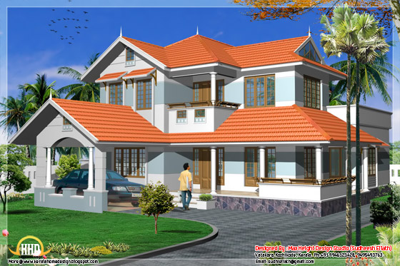 2280 sq.ft Kerala style house plan | Indian Home Decor on in ground architecture, ground floor house designs, in ground water, above ground house designs, in ground garage, in ground cooking, in ground home, in ground living room, villa floor plans and designs, underground home designs,