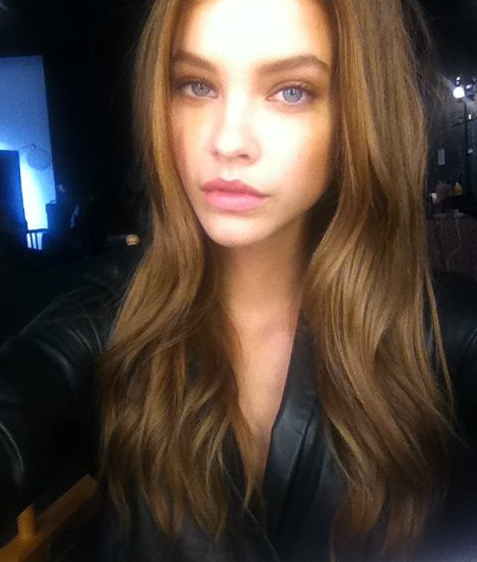 Models Inspiration Barbara Palvin  Twitter Pics June 2012