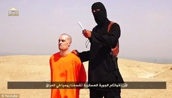 ISIS beheaded brave American journalist James Wright Foley