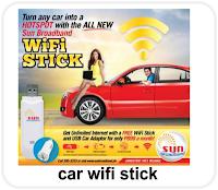 Sun Car Wifi