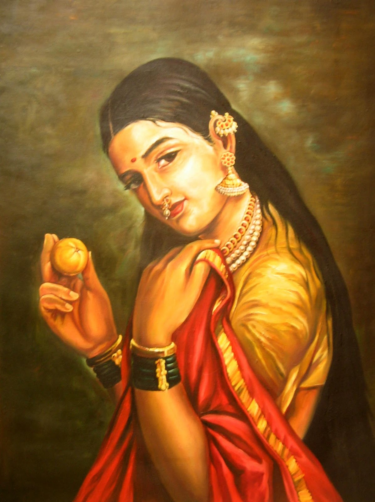 Raja Ravi Varma Arts Indian Art