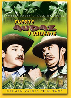 Tin Tan Fuerte, Audaz y Valiente (1962)