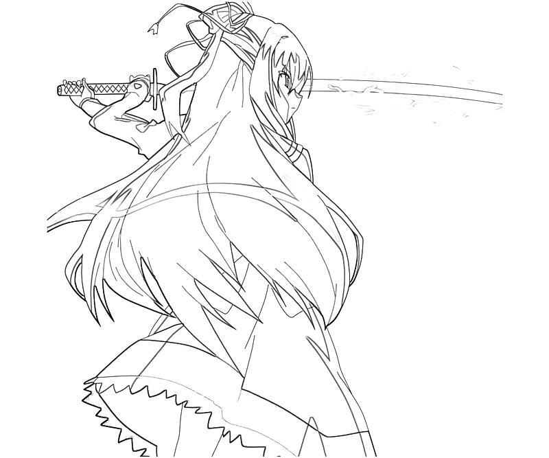 printable-misuzu-kusakabe-sword-coloring-pages