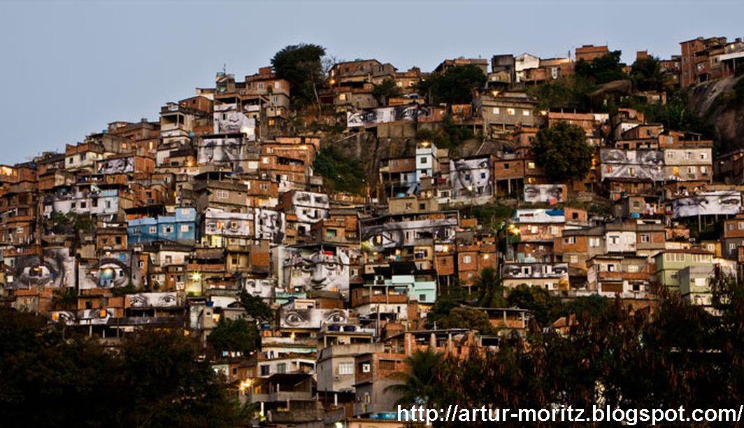 Fotos da favela antares