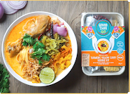Coup de Coeur GRAB THAI GO meal kits and sauces is perfect for lockdown number 3.