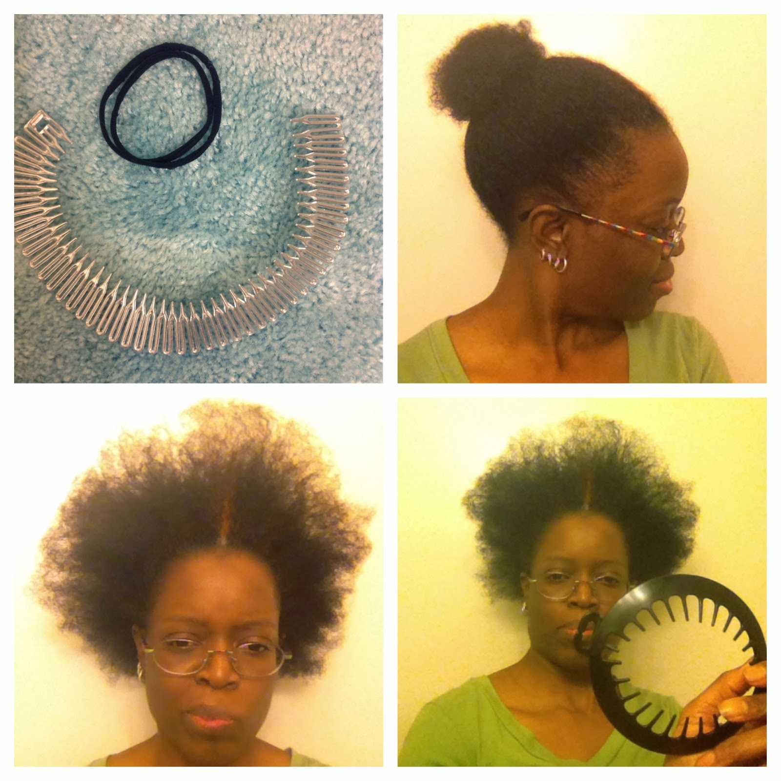 ALL NAPTURAL  PuffCuff Review 547bbc23734