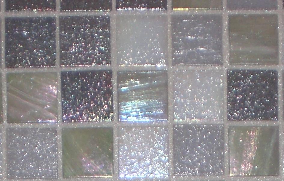 Gabbatore mattia bagno in mosaico grigio - Mosaico grigio bagno ...