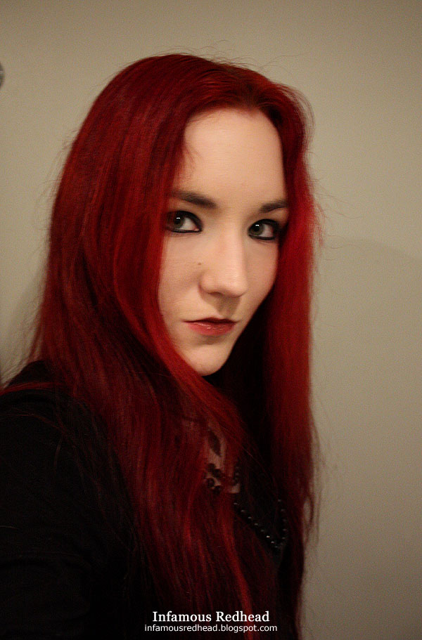 Dark Red And Orange Hair | www.pixshark.com - Images ...