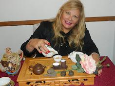 Clínica de Aromas del Té con Silvia Barton