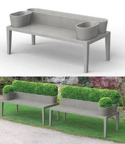 Hogar decoraci n y dise o decoraci n de exteriores for Decoracion de exteriores con plantas