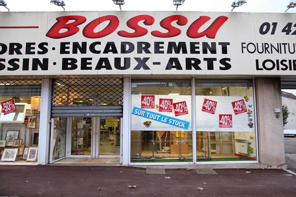 Magasin bossu - Magasin beaux arts nantes ...
