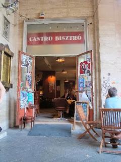 castro bisztro budapest traveling food
