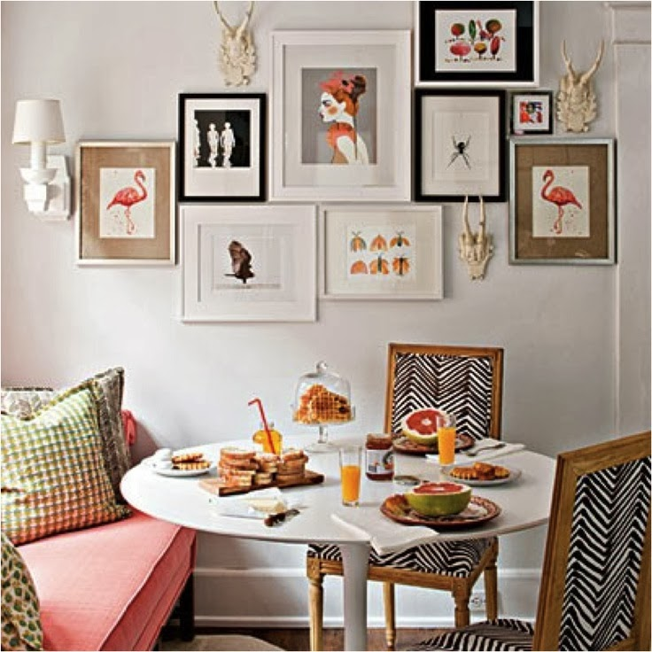 Simple details ikea docksta table for Kitchen dining room wall decor