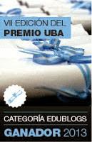 Ganador Premio UBA 2013