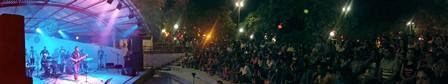 Grandes vozes Limoeirenses deram show no enceramento das comemorações natalinas em Limoeiro.