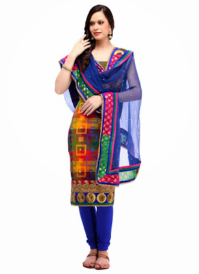 Simple Salwar Kameez