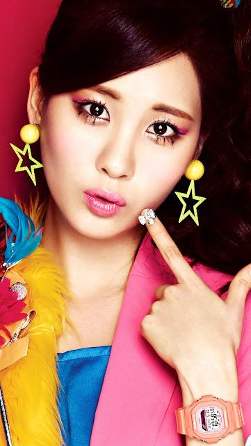 SNSD - Baby G - Seohyun - Seo Joo-hyun