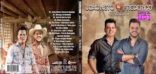 CD João Neto e Frederico – Só Modão II Ao Vivo CD1 E CD2