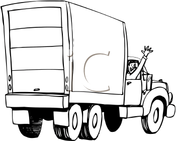 Kamionos leszel? I. rész