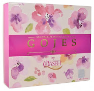GOJES BY QASEH GOLD RM140/20SACHET