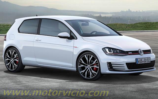 Novo Golf GTI 2014
