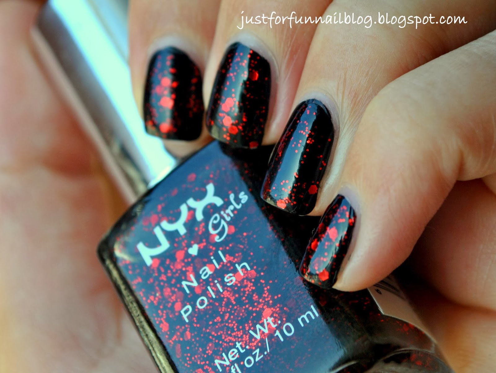 Nyx - Dorothy Swatch