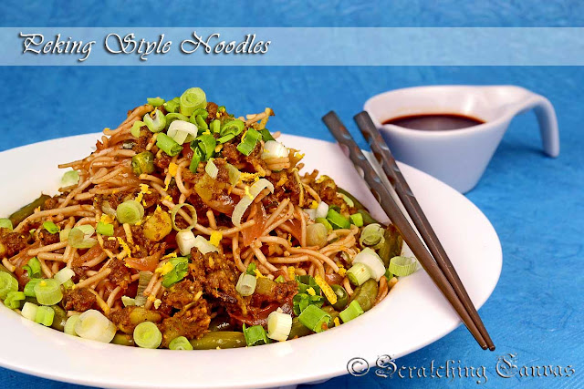 Peking Style Noodles Recipe