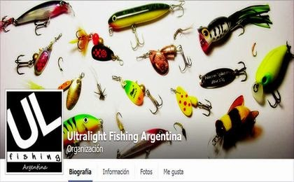 ULTRALIGHT FISHING ARGENTINA
