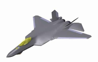"""Caza """"stealth"""" Japón va a volar dentro de 5 años.  25DMU"""