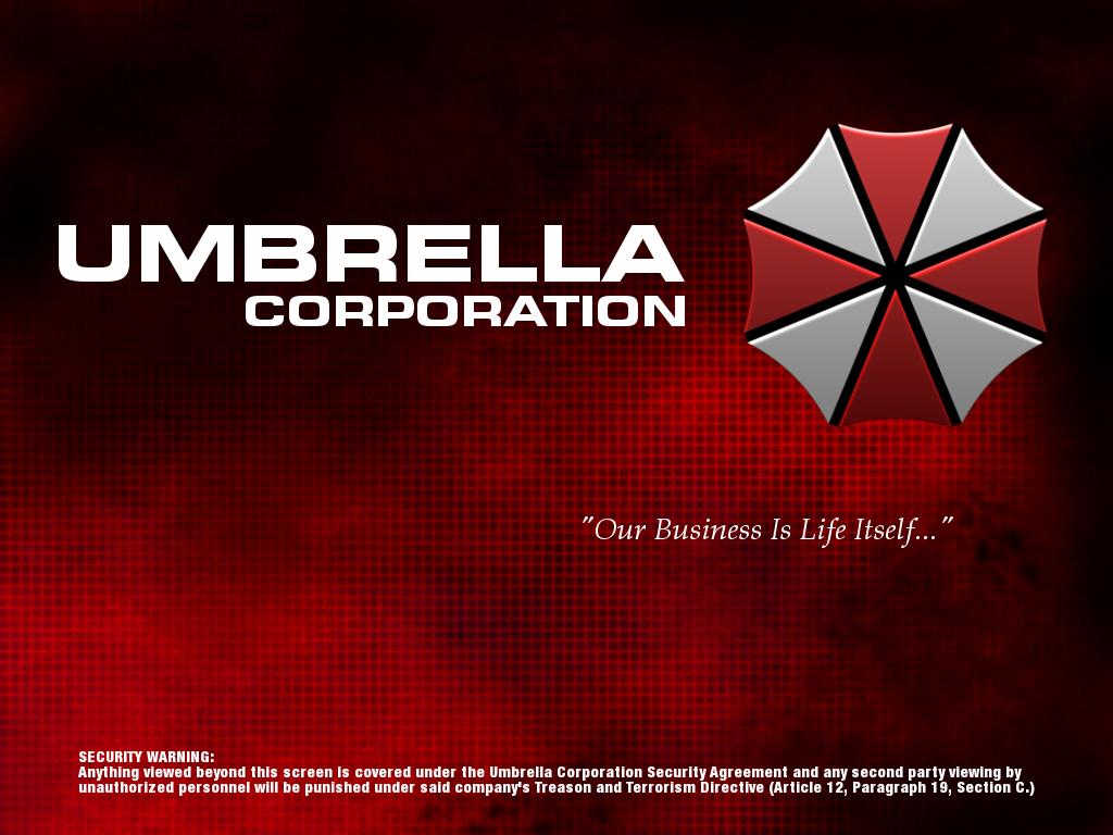 umbrella corporation wallpaper gif