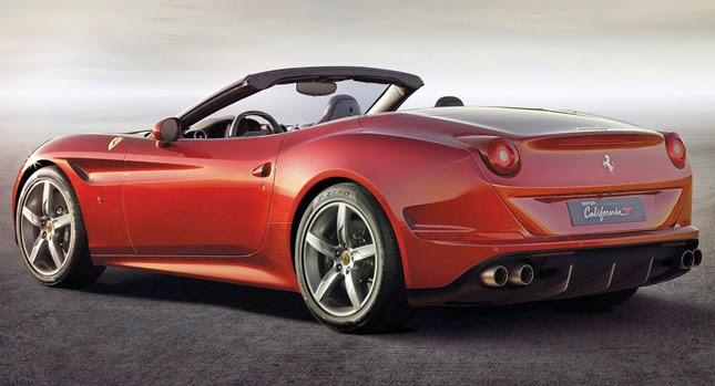 El superdeportivo Ferrari California T 2014