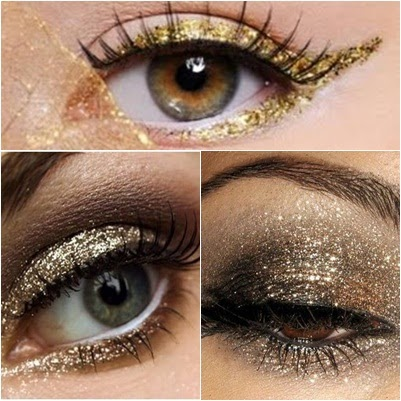 3 Different Ways to Apply your Glitter Eyeliner