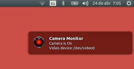 Quieres saber si tu webcam esta activa