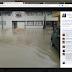 População rasga o verbo em Rede Social após fortes chuvas na tarde de ontem (17/02).