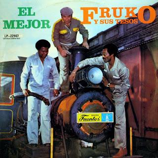 Fruko y sus Tesos - El Mejor,Discos Fuentes 1981