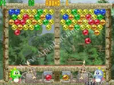 puzzle bobble 4 online