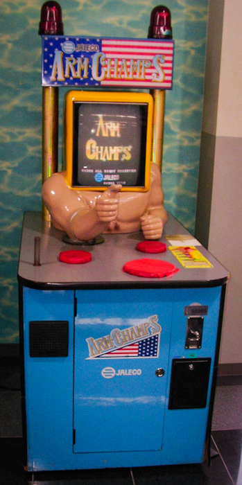 arm machine arcade
