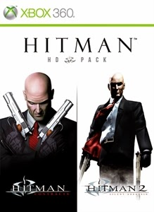 cover xbox360 du jeu hitman HD pack