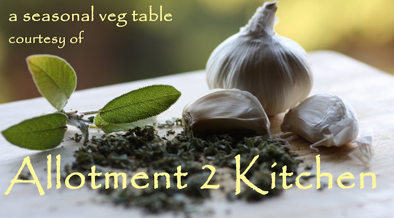 A2K - A Seasonal Veg Table