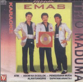 Album Trio Maduma