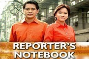 Reporter's Notebook September 11 2014
