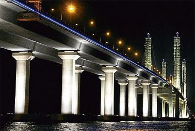 Jambatan Baru Penang, Jalan ke Penang, Rumahku