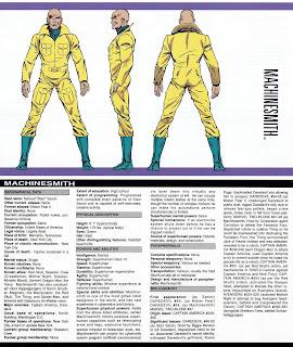 Forjador de Maquinas (ficha marvel comics)