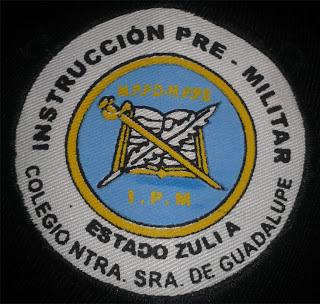 Presentacion de I.P.M en el Zulia