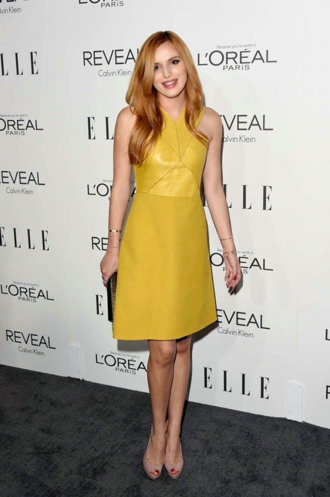Bella Thorne: 2014 ELLEs Women in Hollywood