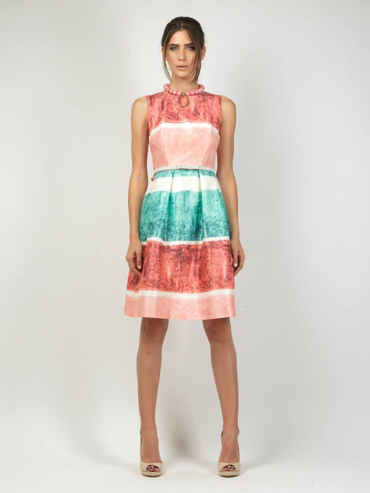 Φορεμα coctail στο Radio Days