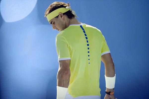 Nike presenta el uniforme de Nadal para el Aus Open