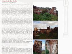 Lista Roja del Patrimonio: Convento de San Onofre (La Lapa)