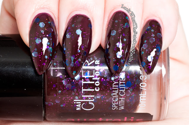 Australis Space Jam nail polish swatch